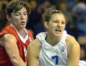 Жаклин Златанова със силен мач за Еврокупата