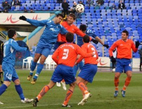 Сливен играе срещу азиатци