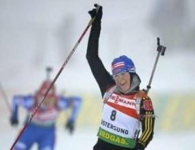 Мартина Глаго-Бек спечели преследването на 10 километра за жени
