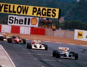 Южна Африка иска да си върне Формула 1