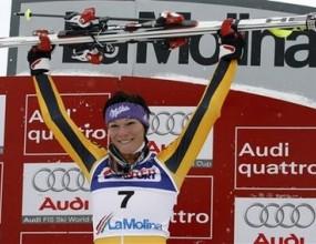Мария Рийш с първа победа за сезона