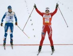 Майдич и Хатестад спечелиха спринтовете в Давос