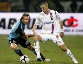 Марсилия удържа Лион, шампионите с 4-и пореден мач без победа