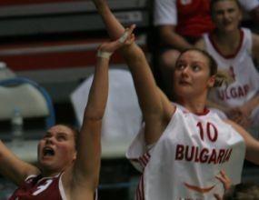 Веселка Тодорова с 4 точки при загуба на Ондарибия