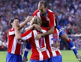 Атлетико пред Реал за пръв път от десетилетие