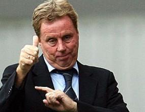 Реднап: Фаворитите за титлата са Челси и Ман Юнайтед