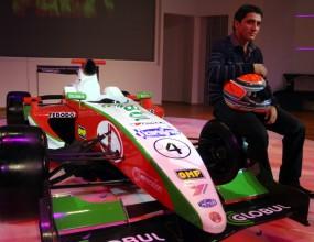 Показаха колата на Владо Арабаджиев на благотворително парти в София