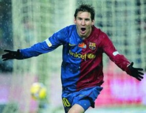 Меси ще бъде футболист №1 на 2008 година
