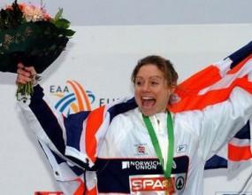 Европейска шампионка напусна атлетиката