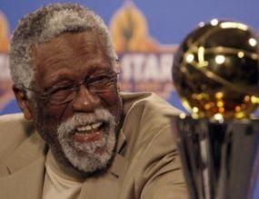 MVP на финалите в НБА ще носи името на Бил Ръсел