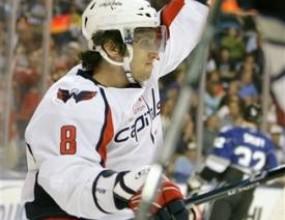 Овечкин с хеттрик в своя мач номер 300 в НХЛ