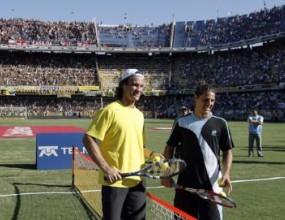 Моя и Гаудио играха пред 20 000 в Буенос Айрес