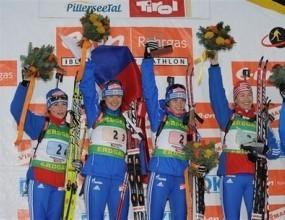 Шведски биатлонисти получиха смъртни заплахи от Русия