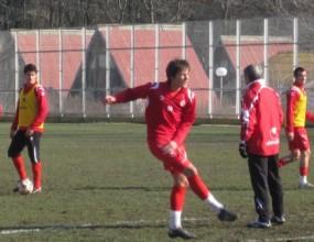 Шестима от ЦСКА в младежкия национален тим на България