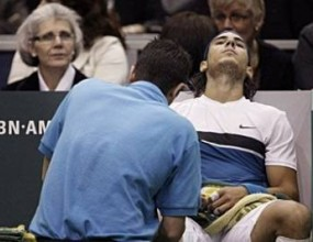 Надал пропуска турнира в Дубай заради контузия