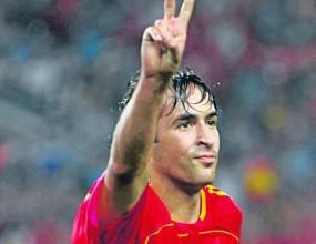 Раул не иска прощален мач с Испания