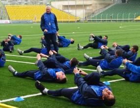 Черноморец тренира в Бургас без кадрови проблеми