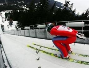 Отмениха първата тренировка в ски-скоковете при жените