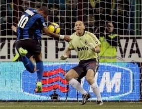 Адриано отърва наказание за гола с ръка срещу Милан