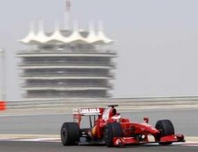 Проблеми с КЕРС за Кими и Ферари в Бахрейн