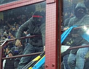 Седем арестувани след дербито на Милано