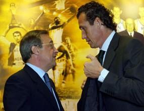 Валдано се връща с Флорентино в Реал Мадрид?