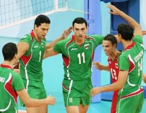 България запази четвъртата си позиция в световната ранглиста по волейбол за мъже
