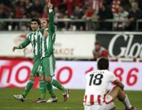 Сент Етиен поглежда към 1/8 финала след успех в Атина