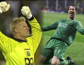 Браво за рекорда, Ван дер Сар, но Шмайхел си остава №1 в Юнайтед