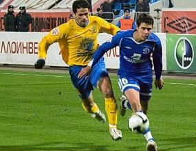 Генков с първи гол след контузията