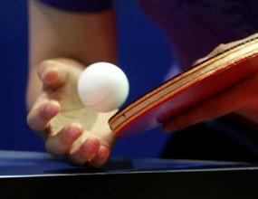 НСА приема държавното първенство по тенис на маса