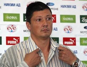 ЦСКА обяви официално: Любо Пенев е новият треньор
