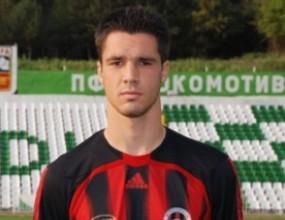 Тодор Симов от Локо (Мз) не показал желание да играе в Пирин
