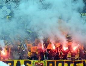 Феновете на Ботев заплашиха върхушката на Пловдив