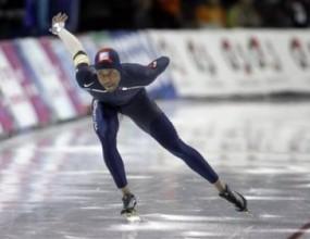 Падна световният рекорд по бързо пързаляне с кънки