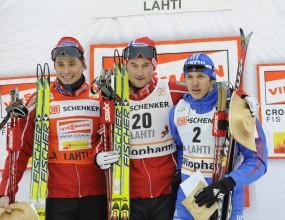 Нортхуг и Майдич спечелиха спринтовете в северните дисциплини