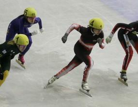 Марина Георгиева-Николова завърши 12-та в спринта на 500 метра