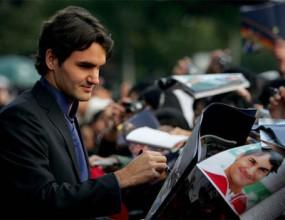 Федерер сред най-стилните мъже в света