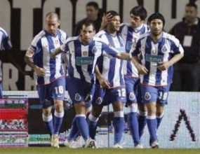 Порто записа убедителна победа над Лейшоеш