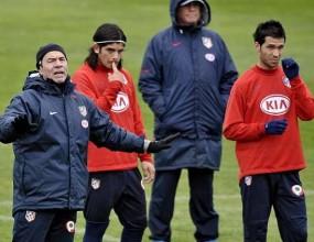 Без кадрови проблеми за Атлетико преди Порто