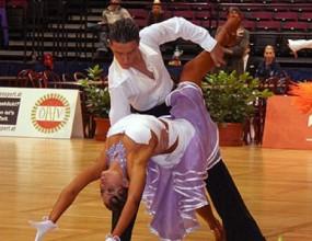 Даскалов и Мерджанова победиха при латина танците