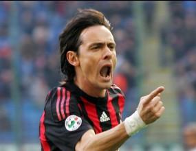 СуперПипо: Щастлив съм, вече имам 108 гола за Милан