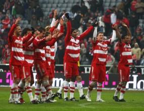 Идеалният отбор на 23-ия кръг в Бундеслигата