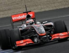 Макларън пробва нов аеродинамичен пакет в Барселона