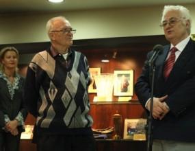 Тодор Симов дари два медала на Музея на спорта