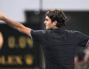 Федерер: Късметът винаги е с мен в Индиън Уелс