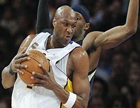 НБА наказа Ламар Одъм за 1 двубой