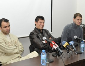 Черноморец (Бургас) дава пресконференция утре