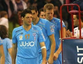 """Пламен Константинов и Ираклис отнесоха Фридрихсхафен с 3:0 и се класираха за """"Файнъл Фор"""" в ШЛ"""