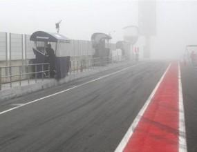 Мъгла попречи на последния ден от тестовете в Барселона